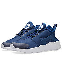 Оригинальные  кроссовки Nike W Huarache Run Ultra Coastal Blue & White