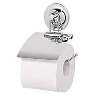 Держатель туалетной бумаги на вакуумных присосках Everloc