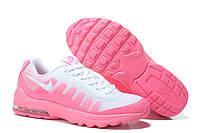 Женские кроссовки Nike Air Max 95 Invigor white-pink, фото 1