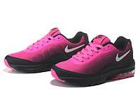 Женские кроссовки Nike Air Max 95 Invigor black-pink, фото 1