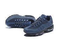 Женские кроссовки Nike Air Max 95 синие, фото 1
