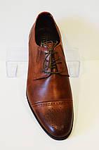 Коричневые мужские туфли Tapi 5158, фото 2