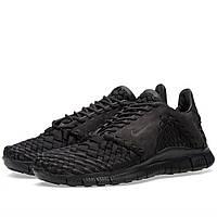 Оригинальные  кроссовки Nike Free Inneva Woven II Black