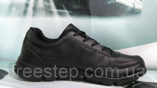 6fdc99c2bd775b Мужские кроссовки ECCO Danish Design черные натуральная кожа. Размеры 41-45  Вьетнам