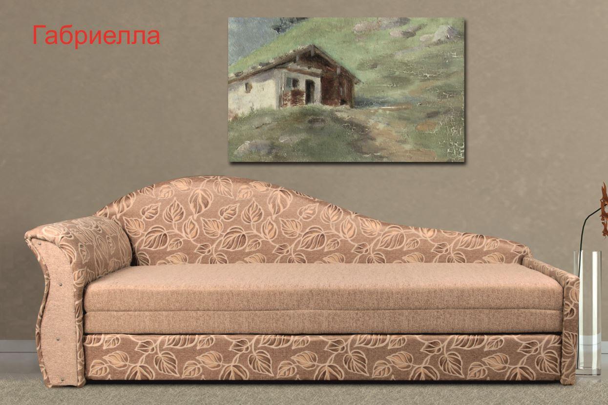 Диван кровать Габриэлла мех., трансформации выкатной - Матрас Диван - мебельный интернет магазин в Киеве