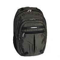 Рюкзак молодіжний для навчання і міста Dolly хакі-сірий (343-khaki-gray), фото 1