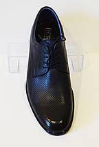 Мужские синие дерби Tapi 5154, фото 2