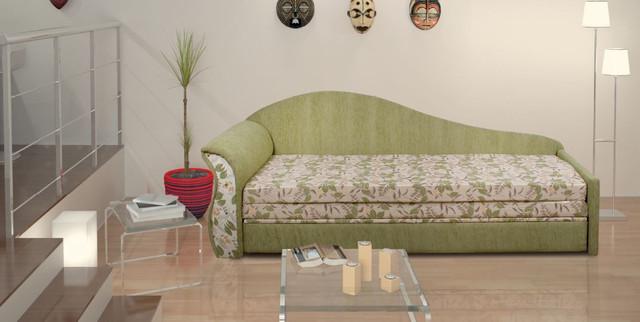 Диван кровать Габриэлла в интерьере