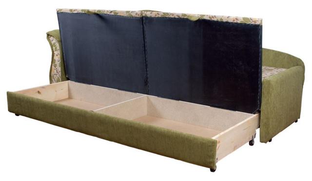 Диван кровать Габриэлла (бельевой ящик)