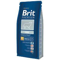 Корм Brit Premium Light для собак с избыточным весом. Упаковка 15 кг