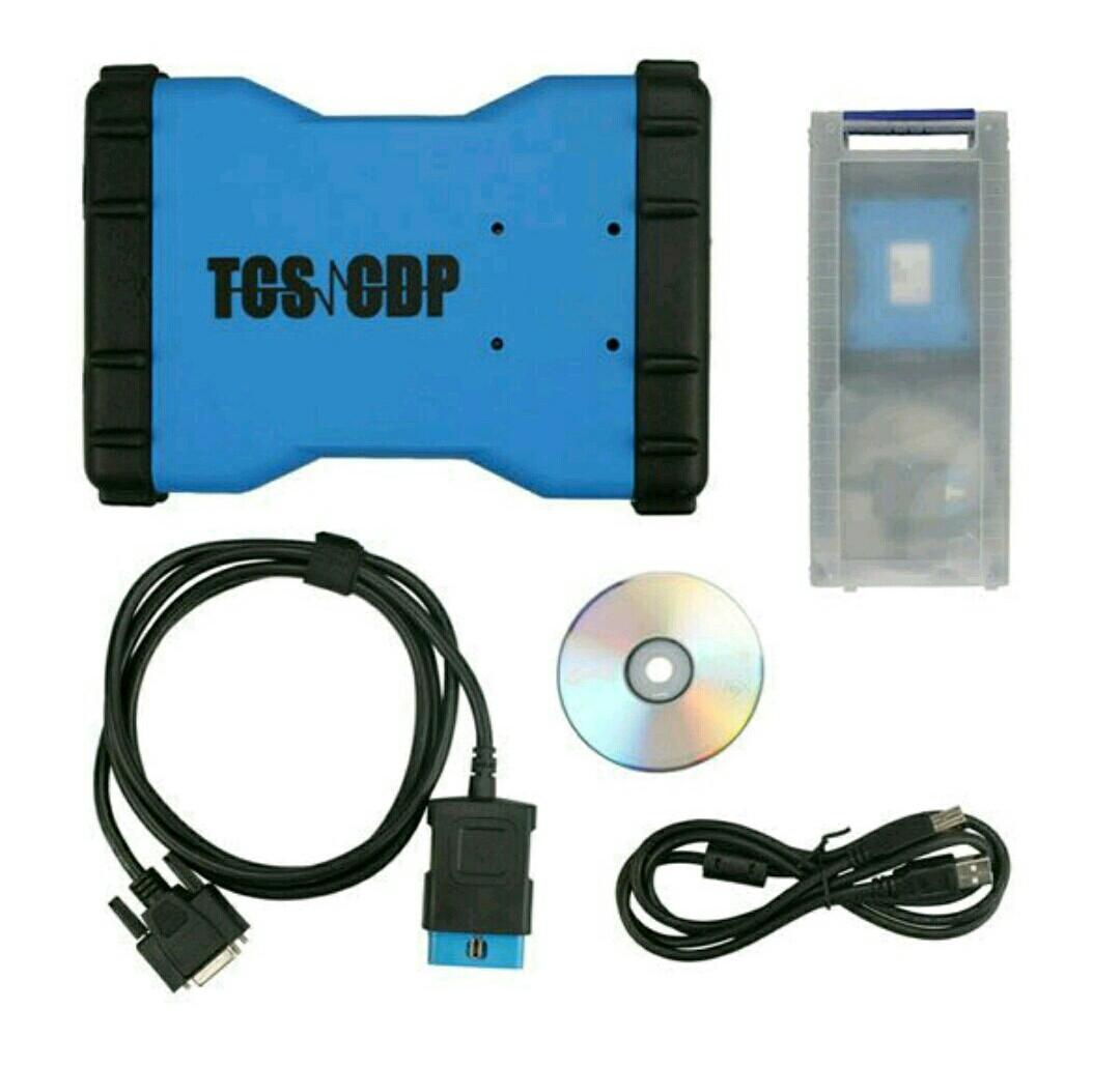 Автосканер для диагностики авто. Мультимарочный Автоком Делфи Autocom Delphi TCS CDP