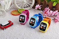 НОВИНКА!! Детские умные часы, Q100, c GPS+ Wi-Fi, Smart Baby Watch
