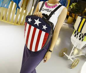 Распродажа Рюкзак Щит флаг США \ Америка, фото 2