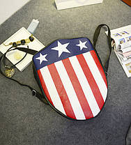 Распродажа Рюкзак Щит флаг США \ Америка, фото 3