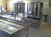 Емкостное оборудование из н/ж стали