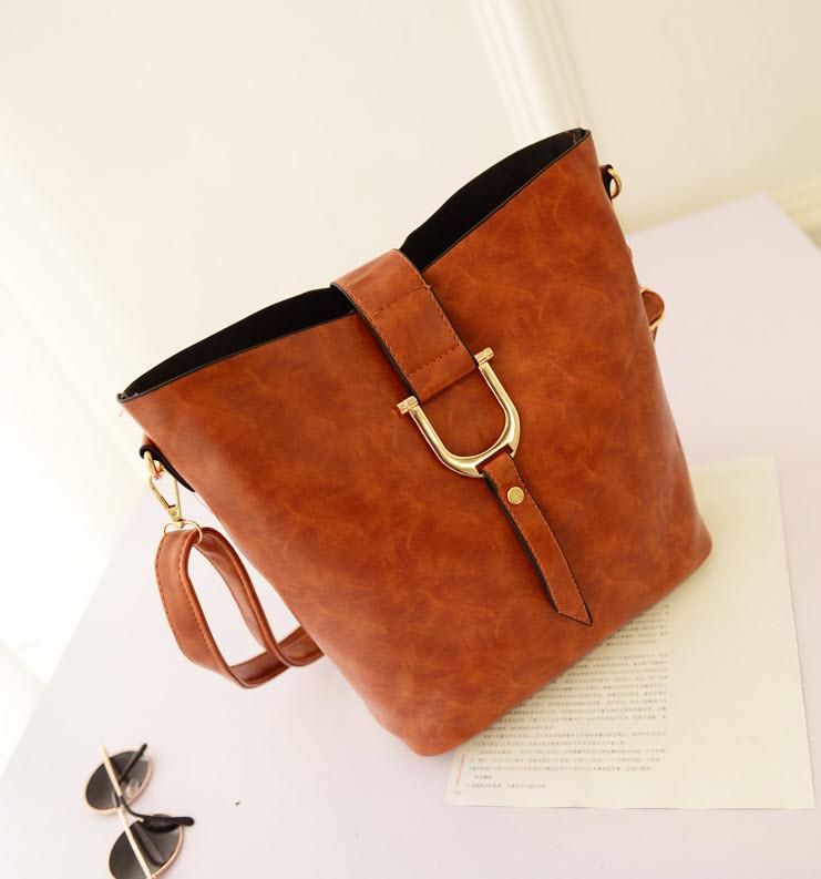 Красивая большая сумка + маленькая сумка/клатч, набор