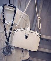 Аккуратные брендовые сумки под крокодил, фото 3