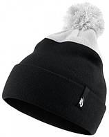 Женская шапка NIKE POM BEANIE - BLUE (Артикул: 805036-010)