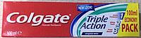 Colgate Triple Action зубная паста 100 мл