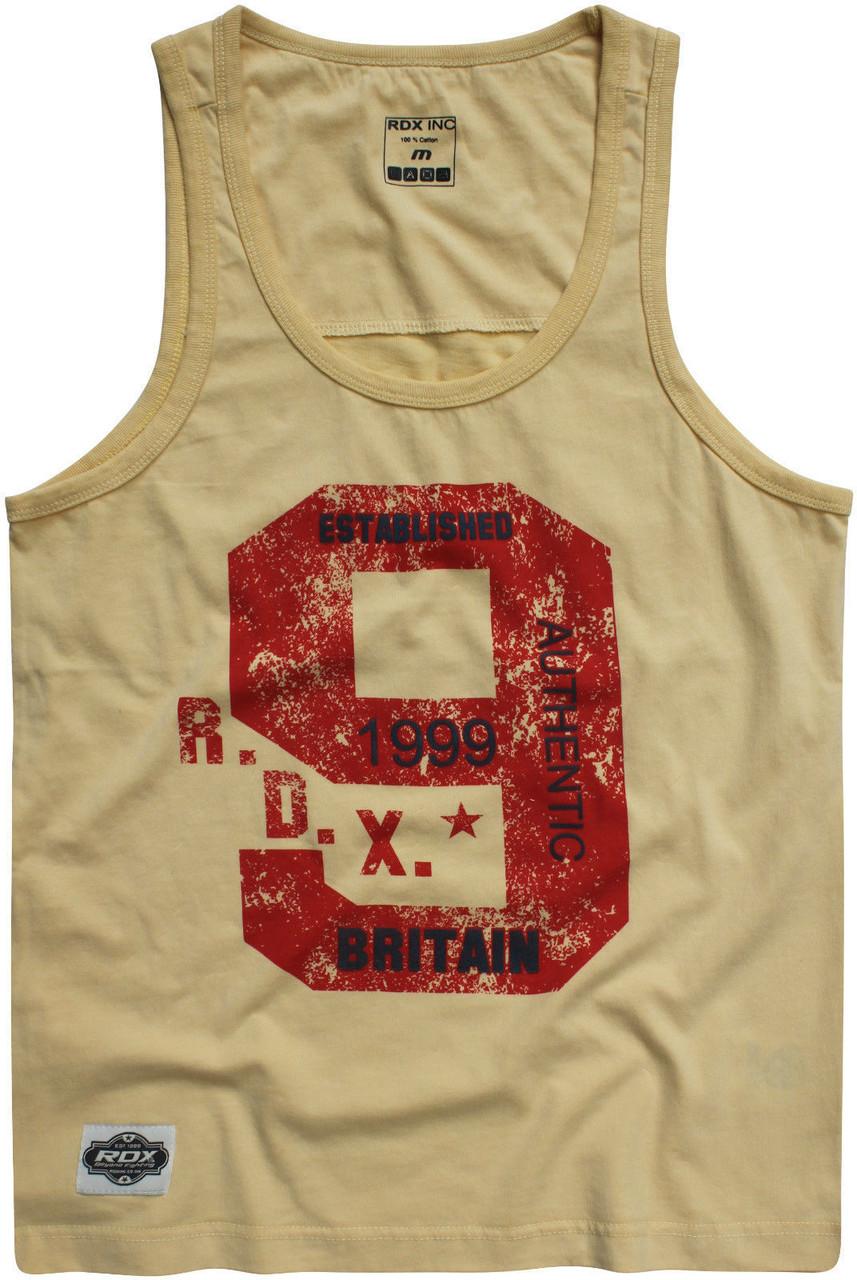 Майка бойцовская RDX XL
