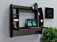 Навісний комп'ютерний стіл ZEUS AirTable-I DB (венге)