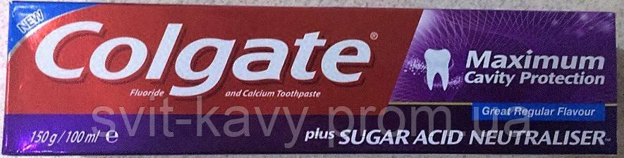 Зубная паста Colgate Maximum Cavity Protection, фото 2