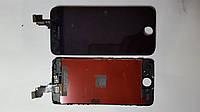 Дисплей  (экран) Apple iPhone 5C с черным сенсором copy.