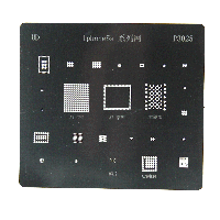 Трафарет P3025 for Apple iPhone 5S