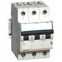 Автоматический выкл. LEGRAND RX3 3П 50А С