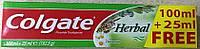 Зубная паста Colgate Лечебные Травы 125 мл