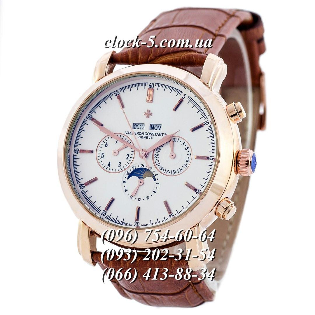 b543b335 Мужские наручные часы Vacheron Constantin Skeleton Silver: продажа ...