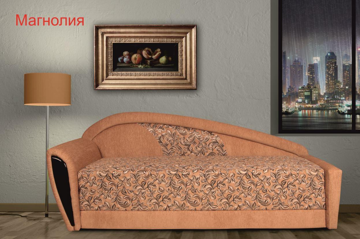 Диван кровать Магнолия мех., трансформации выкатной - Матрас Диван - мебельный интернет магазин в Киеве