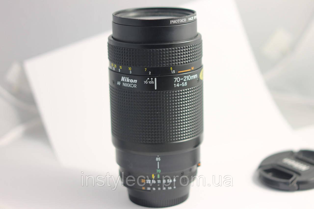 (Б\У) Nikon AF Nikkor 70-210 mm f/ 4-5.6