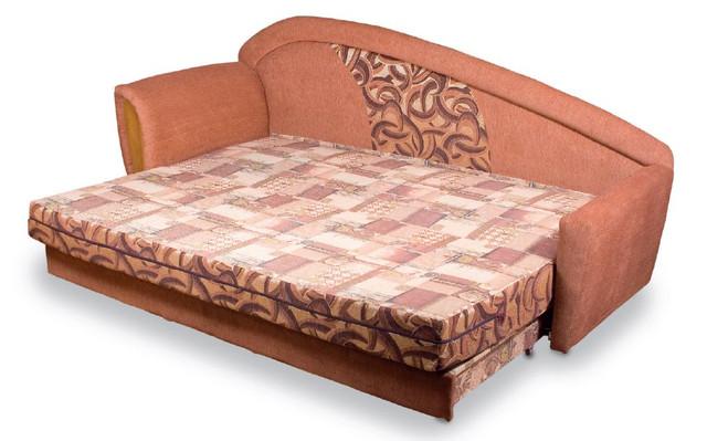 Диван кровать Магнолия в разложенном виде