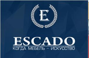 Столы обеденные стеклянные Эскадо (Украина)