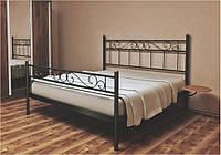 Кровать металлическая ЭСМЕРАЛЬДА - 1