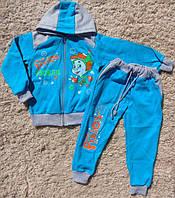 Детский спортивный костюм на байке Фиксики