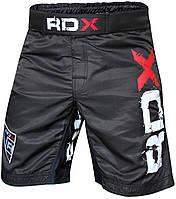 Шорты ММА RDX X3 Old Black XS, фото 1