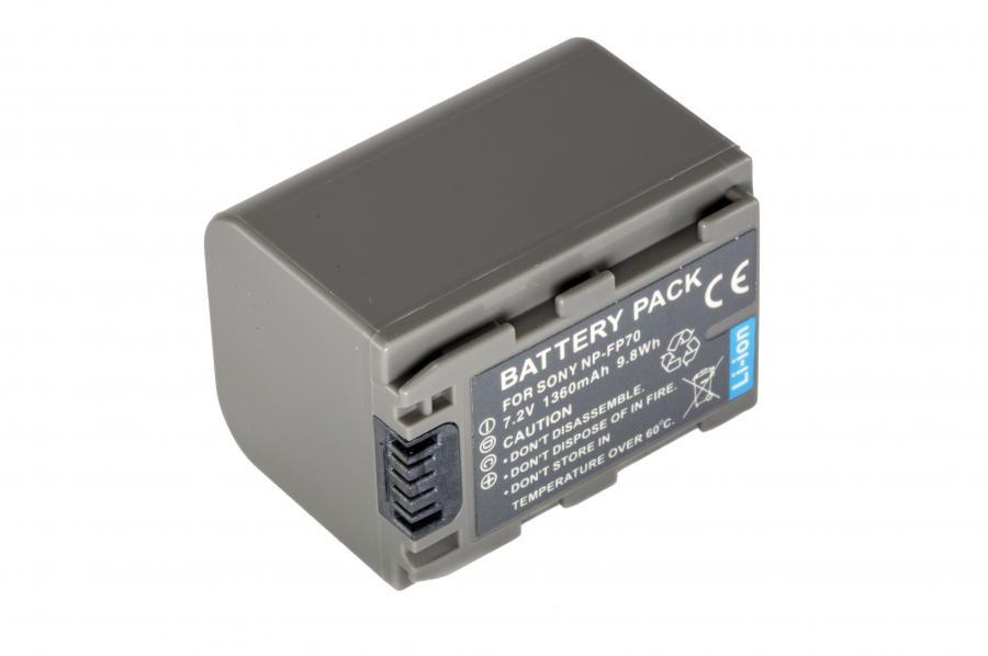 Аккумулятор SONY NP-FP71 Гарантия 1 год