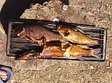 Коптильня походная (туристическая)диам. 250мм, фото 7
