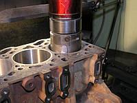 Расточка цилиндра компрессора