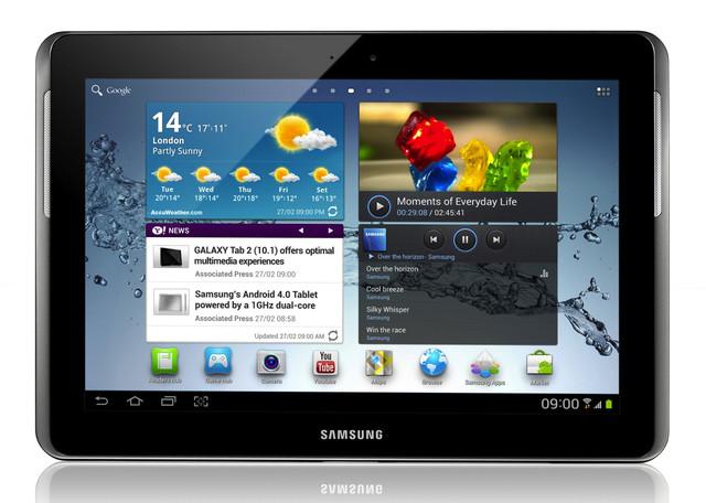Samsung Galaxy Tab 2 7 P3100 / Tab 2 10.1 P5100