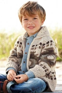 Детская зимняя одежда для мальчика