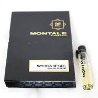 Montale Wood and Spices - Парфумована вода 2ml (Оригінал) (пробник)