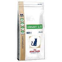 Royal Canin Urinary S/O LP34 для кошек при мочекаменной болезни 400 г