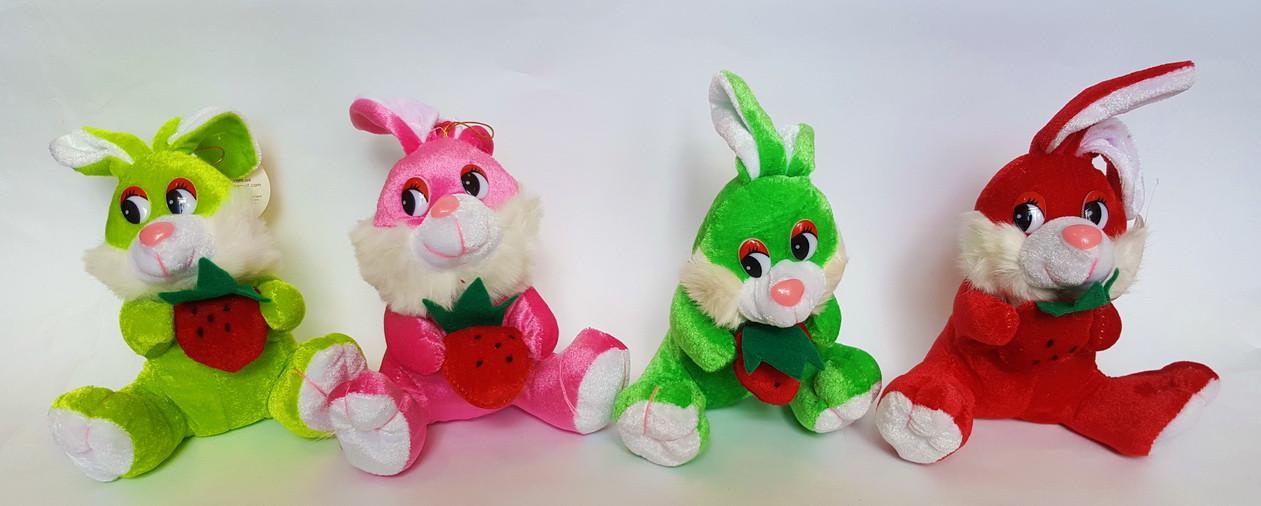 Игрушка заяц (19 см)
