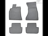Коврики в салон  Audi A5 (В8,8Т) HB (09-) (полиур., компл - 4шт)
