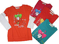 Туника для девочек, размеры на возраст  8,10,12,14,16  лет, King, арт. PJA-951