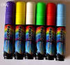 Маркеры для LED доски 6шт, цветные