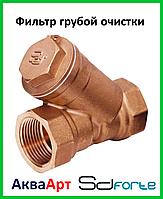SD FORTE фильтр грубой очистки воды 1/2'' ВВ